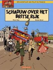 Blake en mortimer parodie 01. schaduw over het britse rijk