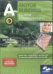 Motor Rijbewijs Examenvragen (CD-Rom)