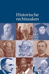 Historische rechtszaken