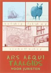 Ars Aequi Taalgids voor juristen