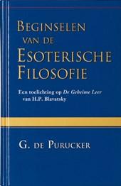 Beginselen van de esoterische filosofie