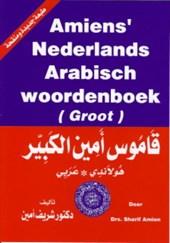Amiens' Nederlands Arabisch woordenboek groot