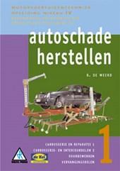 Motorvoertuigentechniek Autoschadeherstellen