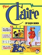 Claire 01. op eigen benen