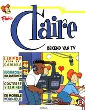 Claire 05. bekend van tv