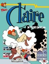 Claire 13. in vuur en vlam