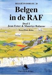 Belgie in oorlog Belgen in de RAF