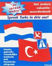 De spraakmaker Nederlands Turks