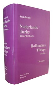 Standaard Nederlands - Turks Woordenboek