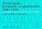 Nederlandse Keramiek- en Glasmerken 1880-1940