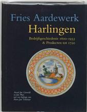 Fries aardewerk Harlingen Bedrijfsgeschiedenis 1610-1933 & producten tot