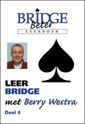 Leer bridge met Berry Westra 4 SCHOPPENBOEKJE