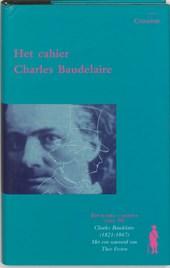 Het Cahier Charles Baudelaire