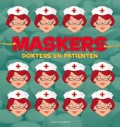 Maskers Dokters en patienten