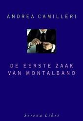 De eerste zaak van Montalbano