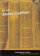Amsterdamse cahiers Deuteronomium