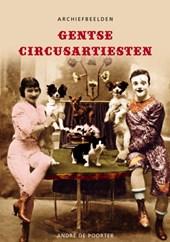 Archiefbeelden Gentse circusartiesten