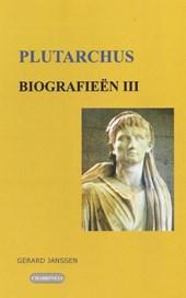 Biografieën III  M.Antonius, Brutus, Dion, Demetrios