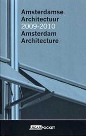 Arcam pocket Amsterdamse Architectuur 2009 - 2010 / Amsterdam Architecture 2009 -