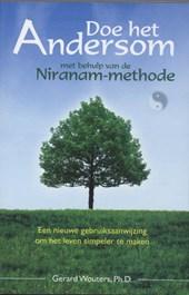 Doe het Andersom met behulp van de Niranam-methode