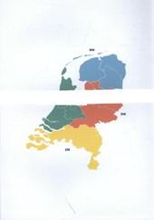 Topografische Atlas 1:50.000 Oost Nederland