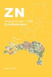 Topografische Atlas 1:50.000 Zuid Nederland