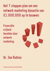 Het 7 stappen plan om een netwerk marketing dynastie van 1.000.000 euro op te bouwen