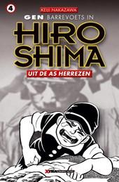 Gen in hiroshima 04. uit de as herrezen