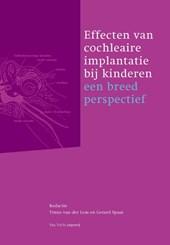 Effecten van cochleaire implantatie bij kinderen