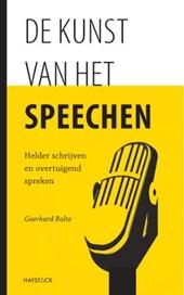 De kunst van het speechen