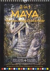 2-in-1 Maya Verjaardagskalender