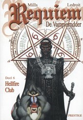 Requiem, de vampierridder 06. hellfire club