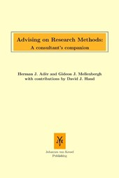 Advising on research methods: A consultant's companion