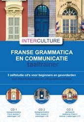 Interculture grammatica en communicatie taaltrainer 3 CD's voor beginners en gevorderden
