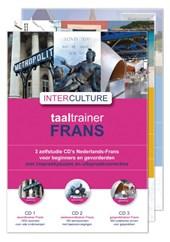 Interculture taaltrainer Frans set 7 cd's