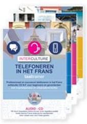 Interculture taaltrainer Frans set 10 CD's zelfstudie voor beginners en gevorderden.
