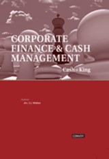 Corperate Finance en Cash Management | Hans Wiebes ; E.J. Wiebes |