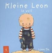 Kleine Leon is vuil