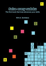 Solve every Sudoku | Wil H.A. Schilders |