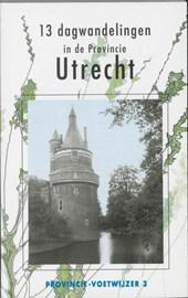 Provincie voetwijzer Dagwandelingen in de Provincie Utrecht