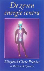 De zeven energie centra