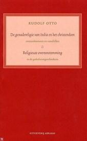 De genadereligie van India en het christendom . Religieuze overeenstemmingen