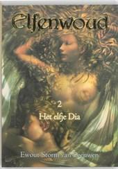 Elfenwoud 2 Het elfje Dia