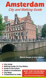 Amsterdam City and walking guide | Marcel Bergen ; Irma Clement |
