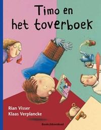 Timo en het toverboek   Rian Visser  