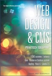 Webdesign en CMS WebYep, Pluck, Joomla 1.6, Joomla 1.7. 3 CMS systemen, 1 Ontwerp.