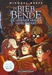De Bieb-bende 1: De legende van de Hemelrijders
