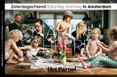 Zaterdagochtend in Amsterdam