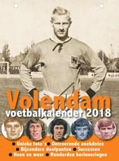 Volendam Voetbalkalender