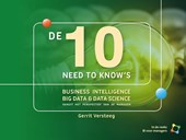 De 10 need-to-know's